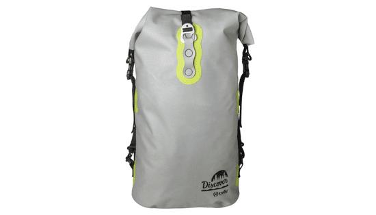 CELLY Vodeodolný outdoor batoh CELLY Discover 20L, sivý DISCOVERBP20LGR