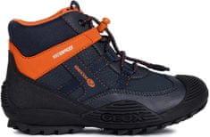 Geox chlapecké kotníkové boty Atreus