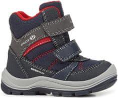 Geox chlapčenské zimné topánky Trivor