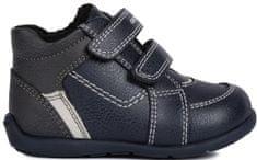 Geox chlapecké kotníkové boty Elthan