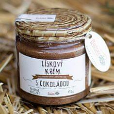 Božské oříšky Lískooříškový krém s čokoládou 190 g