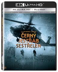 Černý jestřáb sestřelen - prodloužená verze (2 disky) - Blu-ray + 4K Ultra HD