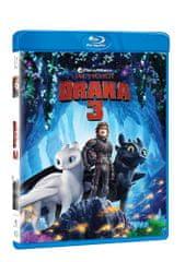 Jak vycvičit draka 3 - Blu-ray