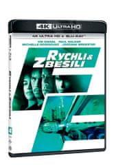 Rychlí a zběsilí (2 disky) - Blu-ray + 4K Ultra HD