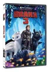 Jak vycvičit draka 3 - DVD