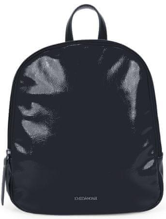 Emily & Noah női hátizsák Sissi 61923 fekete