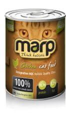 Marp Chicken konzerva s kuřecím 6 x 400 g