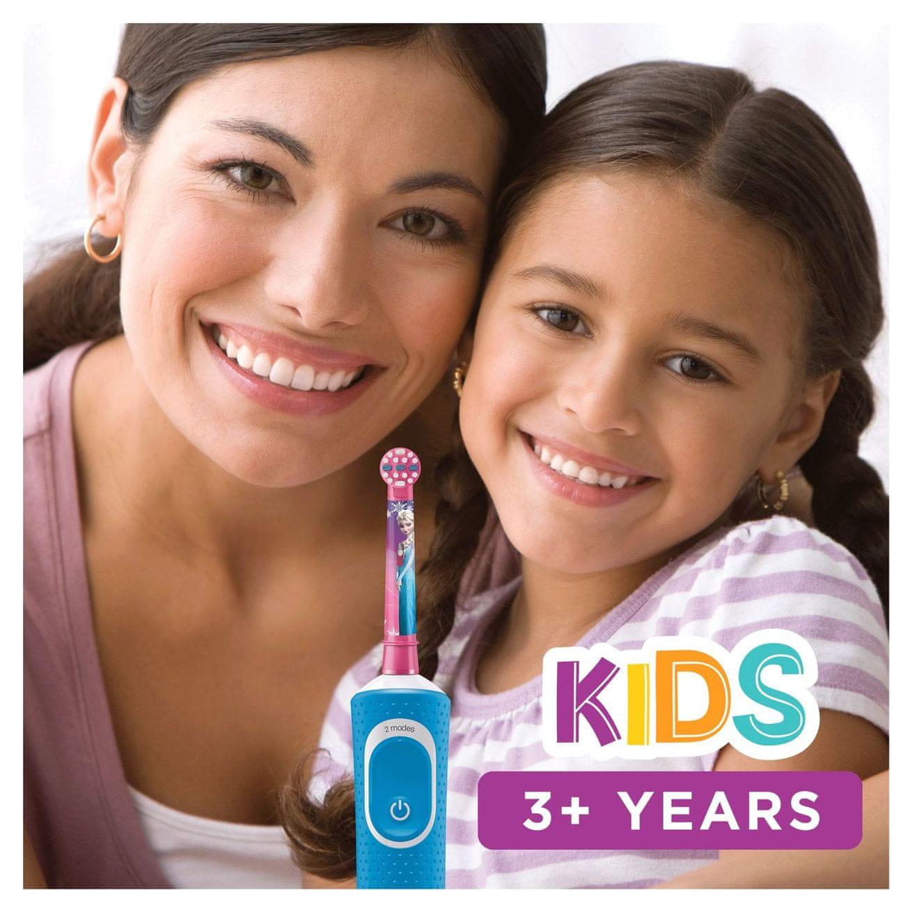 Oral-B Vitality Kids Frozen dječja električna četkica za zube