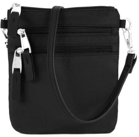 Emily & Noah Pina 61970 ženska crossbody torbica črna