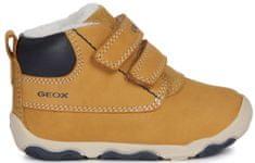 Geox chlapecké kotníkové boty New Balu'