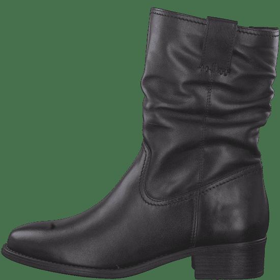 Tamaris dámska členková obuv 25065 39 čierna