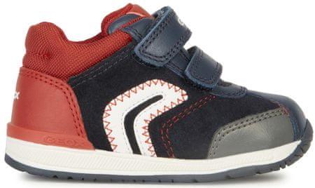 Geox buty chłopięce Rishon 19 wielokolorowe
