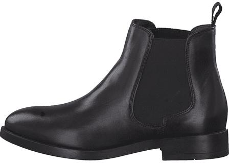 Tamaris dámska členková obuv 25087 41 čierna