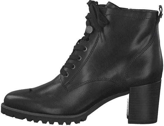 Tamaris dámska členková obuv 25103 37 čierna