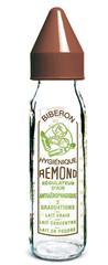 DBB Remond Detská sklenená fľaštička Vintage 240 ml