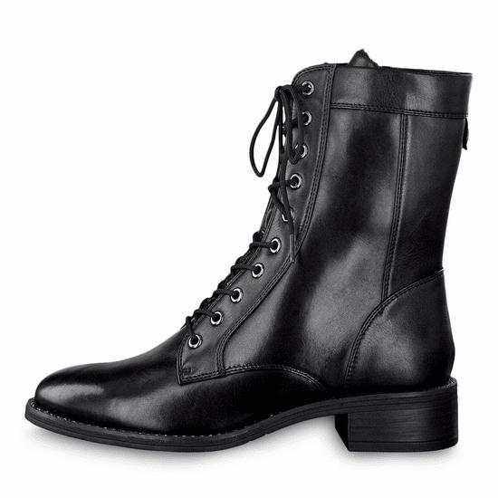 Tamaris dámská kotníčková obuv 25130 36 černá
