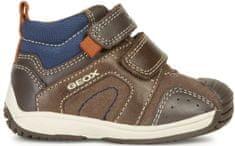 Geox chlapčenské členkové topánky Toledo