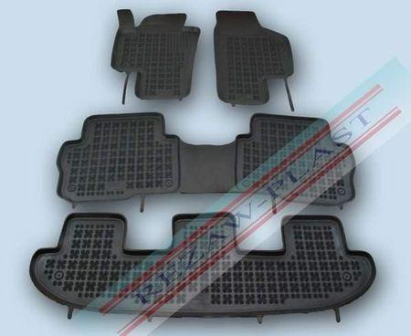 REZAW-PLAST Gumové autokoberce Seat Alhambra 2010- (7 míst)