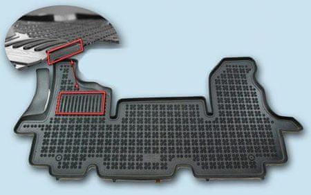 REZAW-PLAST Gumové autokoberce Opel Movano 2003-2010