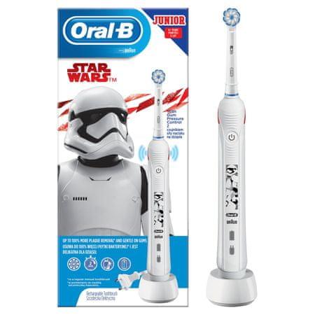 Oral-B Junior D501 dječja zubna četkica Star Wars (PRO2 tech)