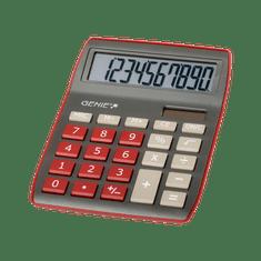 Genie Kalkulačka 840DR tmavo červená