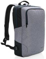 """XD Design Batoh na notebook Arata 15"""", černý/šedý P762.172"""