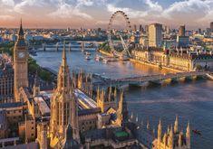 Trefl Puzzle Londýn 1000 dielikov