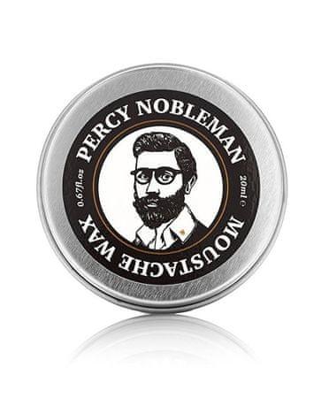 Percy Nobleman Szakállápoló viaszShea vajjal ( Moustache Wax ) 20 ml