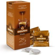 Covim ESE Pody káva Orocrema 25 porcií