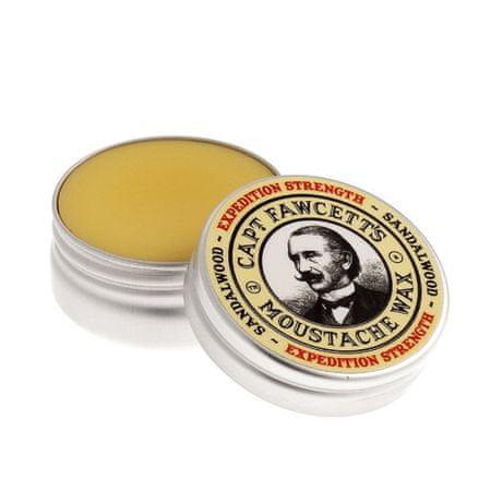 Captain Fawcett Brkov vosek odprave Strength (Moustache Wax) 15 ml