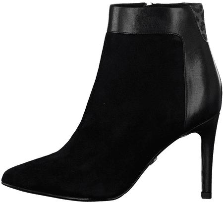 Tamaris dámská kotníčková obuv 25305 36 černá