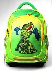 Animal Planet šolski ergonomski mehki nahrbtnik T-rex