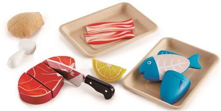 Hape Set za rezanje mesa
