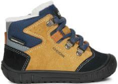 Geox chlapecké kotníkové boty Omar