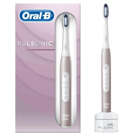Oral-B szczoteczka do zębów Pulsonic Slim Luxe 4200 Rose Gold Ecom pack