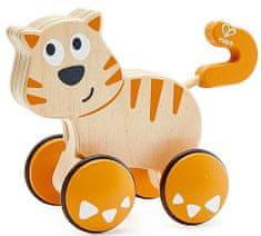 Hape Kočka - potlač a jeď