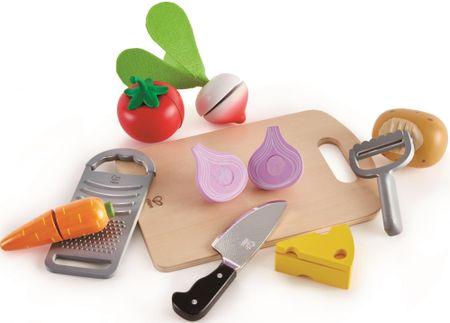 Hape prvi kuhinjski pripomočki z zelenjavo