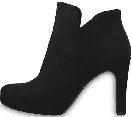 Tamaris dámska členková obuv 25316 41 čierna
