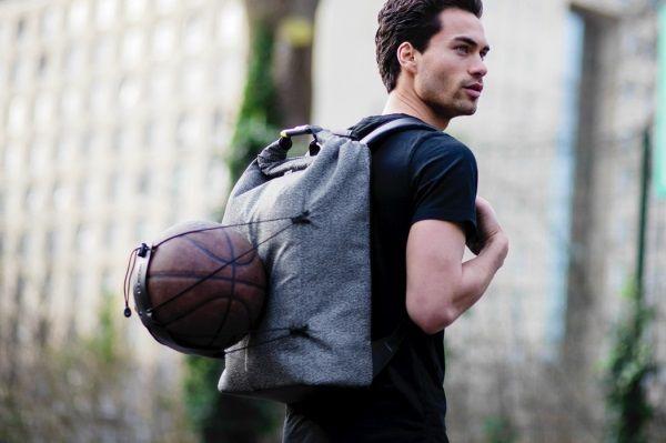 Bezpečnostní městský batoh na notebook XD Design Bobby Urban