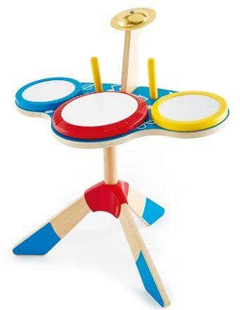 Hape bęben na stojaku