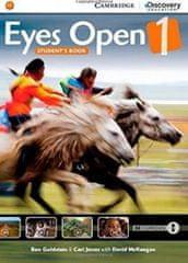 Goldstein Ben: Eyes Open Level 1 Student´s Book