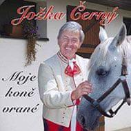 Černý Jožka: Koně moje vrané - CD