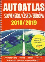 autor neuvedený: Autoatlas Slovensko/Česko/Európa 2018 /2019