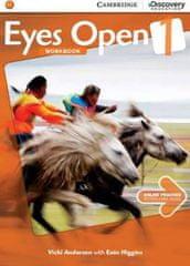 Anderson Vicki: Eyes Open Level 1 Workbook with Online Practice