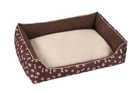 O´ lala Pets ležišče za pse Pelech Super Comfort, 70x100 cm, rjav