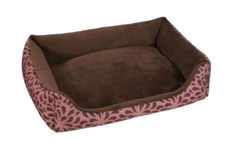 O´ lala Pets legowisko dla psa Super de Luxe 70 x 100 cm, brązowe