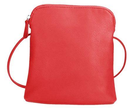 Emily & Noah ženska torbica Emma 60395, rdeča