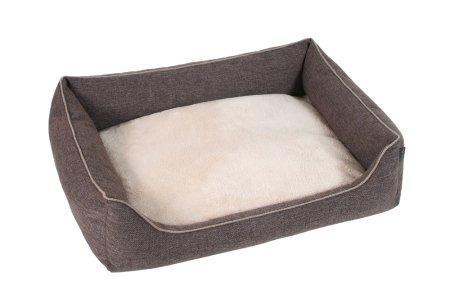 O´ lala Pets Pelech Super Luxury 45x55 cm hnědá