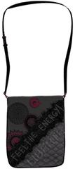 Desigual černá crossbody kabelka Bols Rep Comunika Kaua