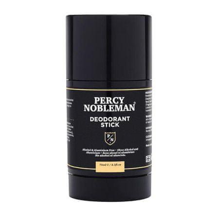 Percy Nobleman Solidny dezodorant dla mężczyzn z aloesem i oczaru wirginijskiego 75 ml